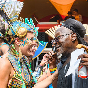 St Pauls Carnival - launch day livestream